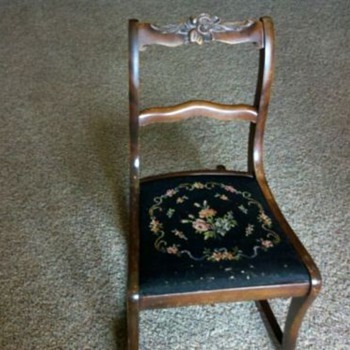 Do you know anything about this chair? - Furniture