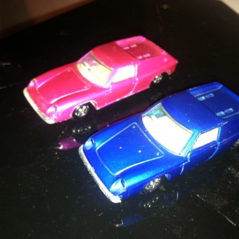 Matchbox Superfast Lotus Europa...