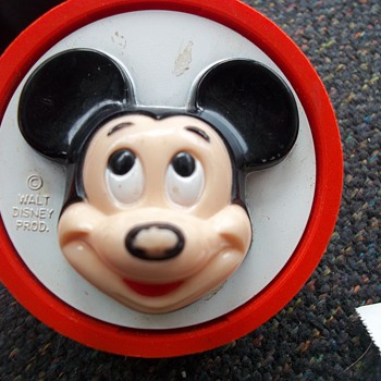 MICKEY MOUSE NIGHT LIGHT - Lamps