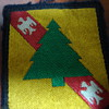unknown military patch
