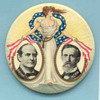 Bryan &amp; Kern button from 1908