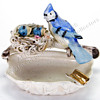 Norleans Porcelain Bluejay Ashtray