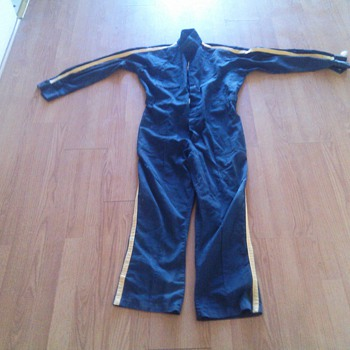 1983 Ringling bros floor hand props uniform