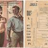 Dusky Diamond Soap trade card, 1870