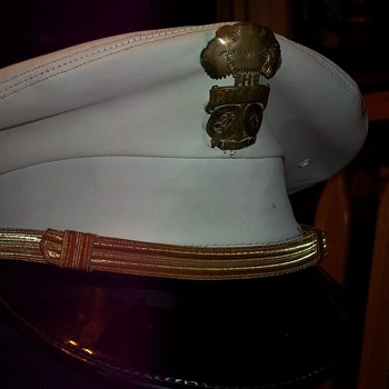 CITADEL DRESS/PARADE CAP?