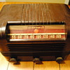 1946 RCA Bakelite Radio