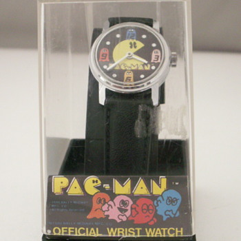 Pac-Man - Wristwatches