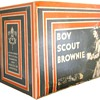Boy Scout Brownie & Six-20 Boy Scout Brownie