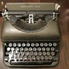Hebrew keys - Remington Rand typewriter