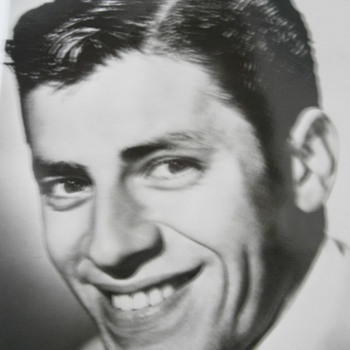 Jerry Lewis  - Postcards