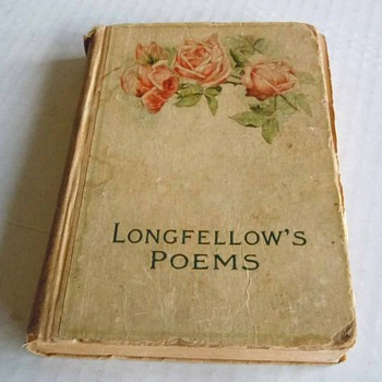 Henry W. Longfellow Poems - Books
