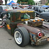 Two Ratrods, a Pimped Out Manure Spreader, and Tow Mater