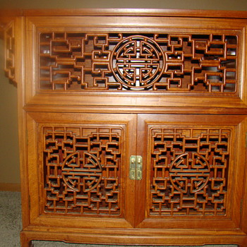 Antique Chinese Rosewood Furniture - Furniture