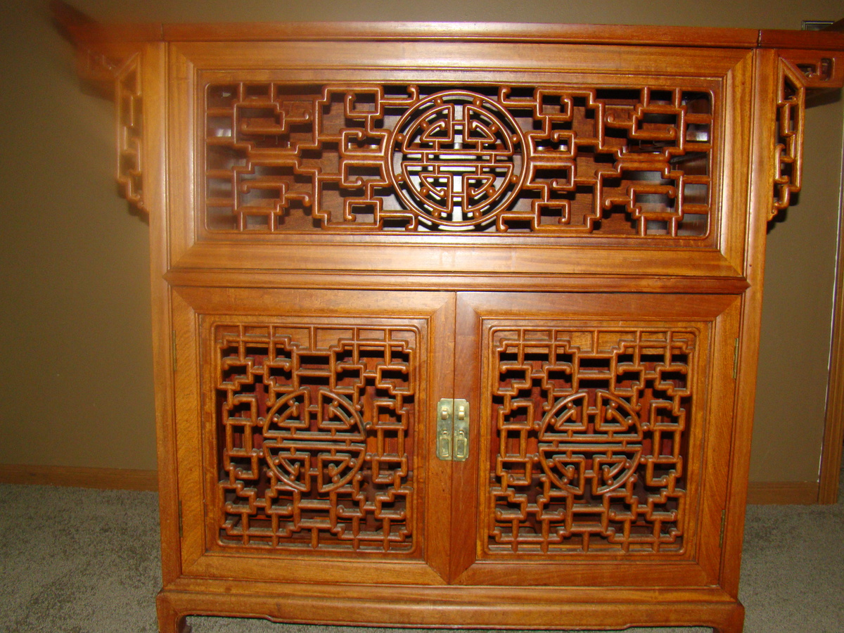 antique chinese rosewood furniture in furniture show tell and asian