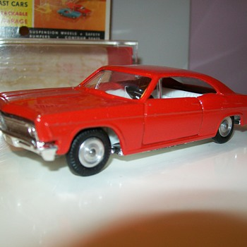 diecast 1966 Impala - Model Cars