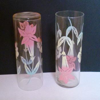Vintage glasses - Glassware
