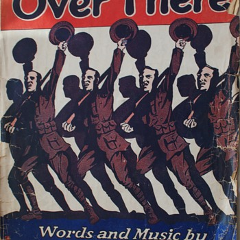 USA Wartime Songsheet….. - Music