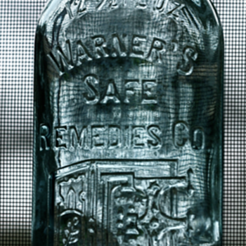 ++++Warners Safe Bottle++++ - Bottles