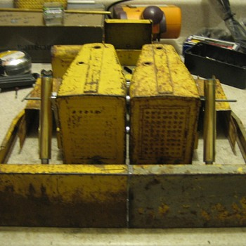Custom-Built Nylint Dual-Engine Bulldozer - Model Cars