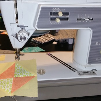 Singer Touch & Sew 600E