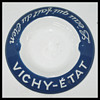 Vichy-Etat Ashtray pre WWII