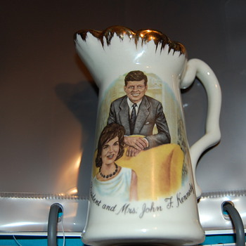 Mr. &amp; Mrs. JF Kennedy - China and Dinnerware