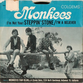 "45rpm - ""The Monkees"" - (1966)"