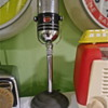 Old Crown Broadcaster Microphone