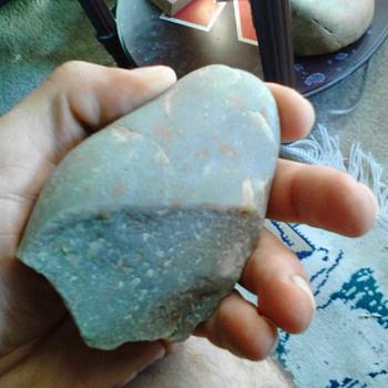 Strange stone