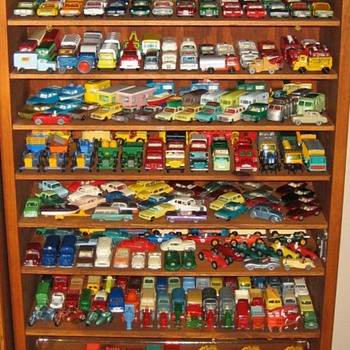 Updated Matchbox 1-75 Regular Wheel pictures... - Model Cars