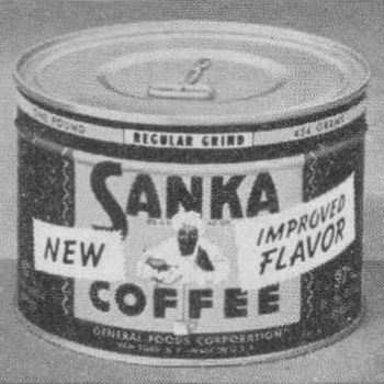 1951 - Sanka Coffee Advertisements - Advertising