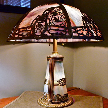 My grandma's lamp   - Lamps