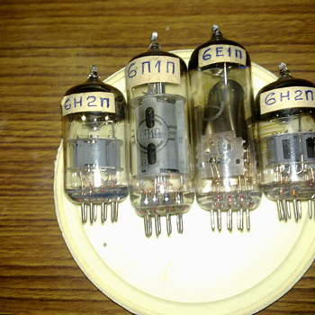 Vacuum Tubes are still alive