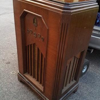 E.H. Scott - Allwave 23  - Radios