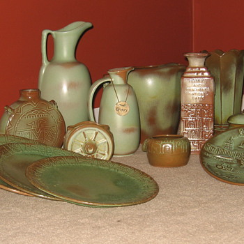 Look What I Got Here - Pottery