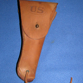 U.S. Holster 1942 Milwaukee Saddlery Co.