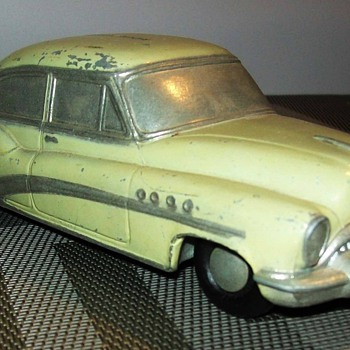 1949?Buick promo bank - Model Cars