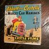 Abbott and Costello movie in box