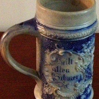 German beer stein?