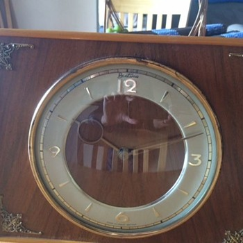 Bentima clock