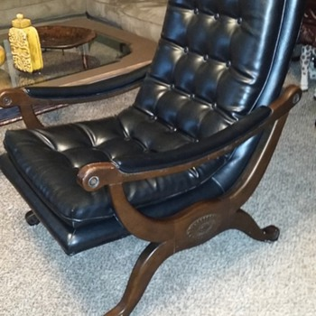 could someone please help me identify my chair.