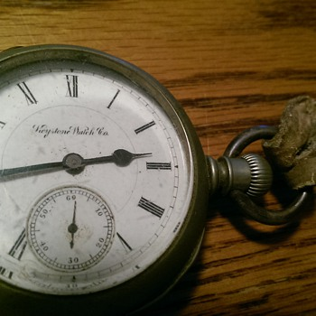 My Great Great Grandpa's - Pocket Watches