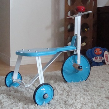 Thistle Trike - second pics - Toys