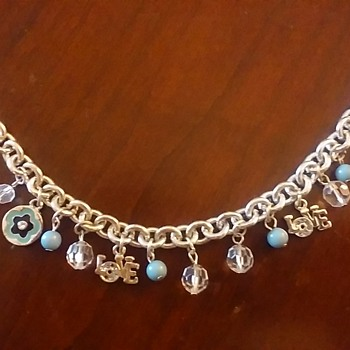 A Love Bracelet... - Costume Jewelry