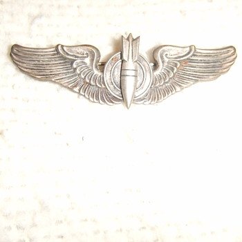 WW2 Bombadier Wings