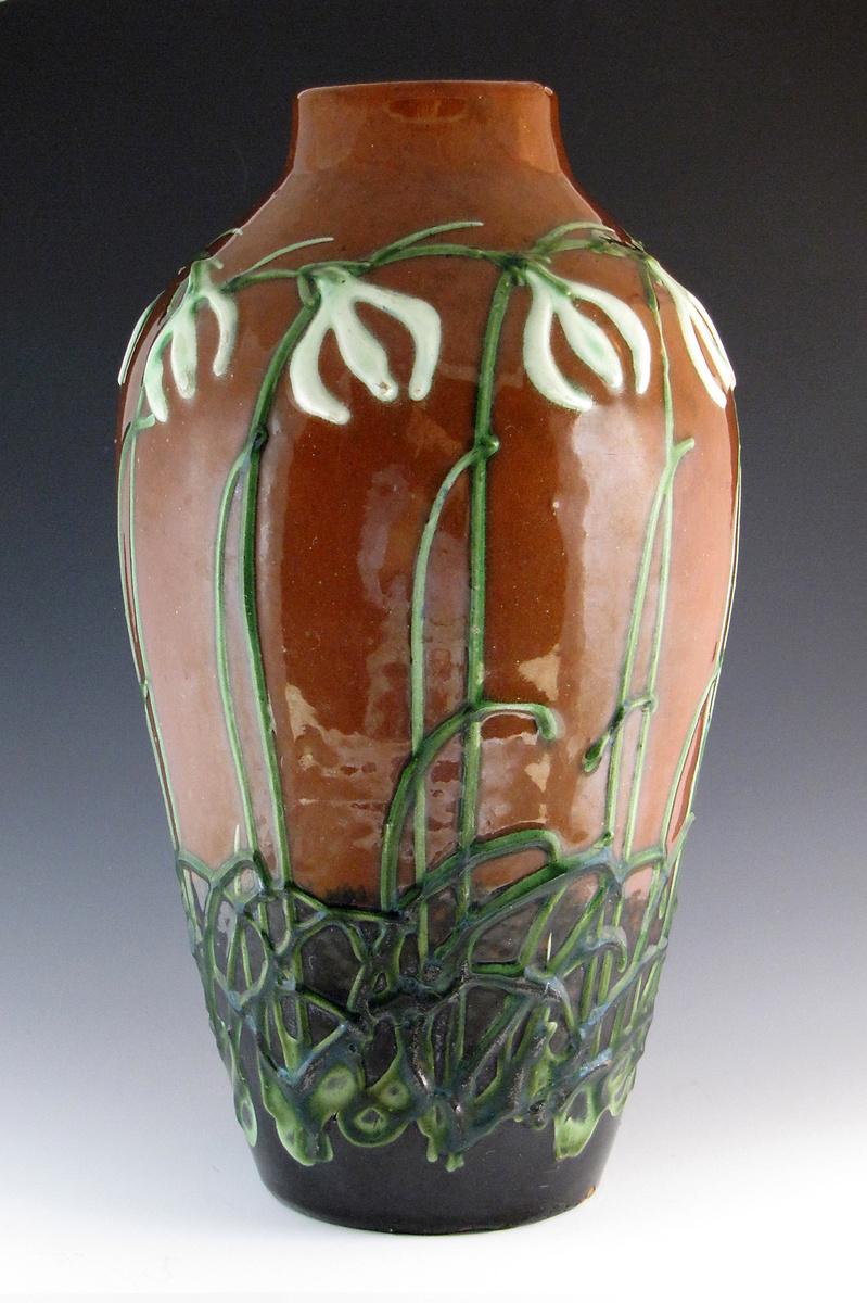 max l uger kandern tonwerke vase for la maison moderne. Black Bedroom Furniture Sets. Home Design Ideas