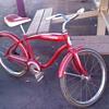 """1970 circa All Pro 16"""" convertable bike"""