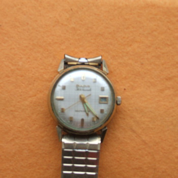 My Favorite Bulova Wristwatch