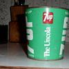 7 UP metal cup?