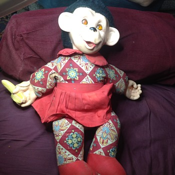 monkey doll - Dolls